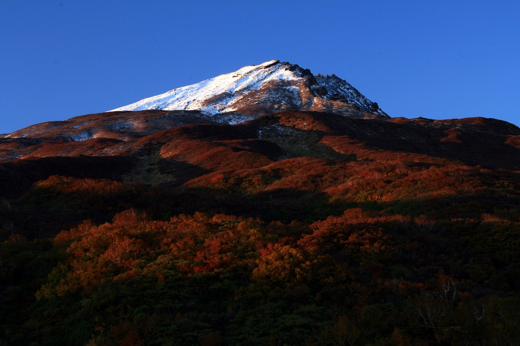 Mt.Chokai 5